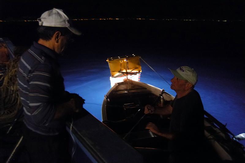 La Pesca Del Pesce Azzurro Reportages Alfonso Salsano