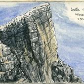 Monte Ciaval, Parco Naturale Fanes-Sennes-Braies.