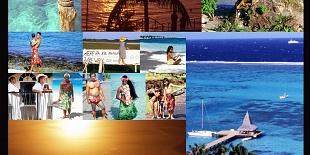 Le rotte del Pacifico. Pacific Routes