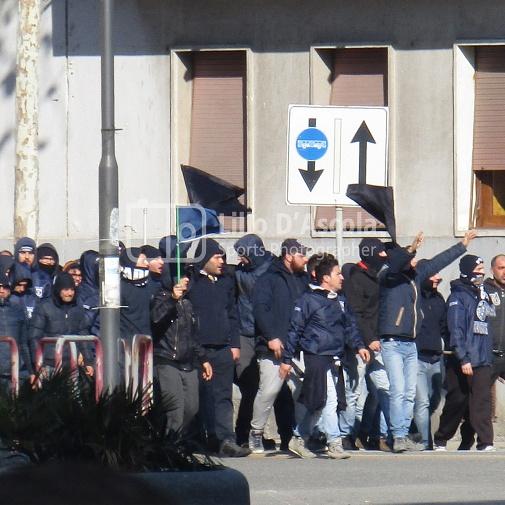 Reggina-Cavese, Serie D 2015/2016: le fototifo della partita
