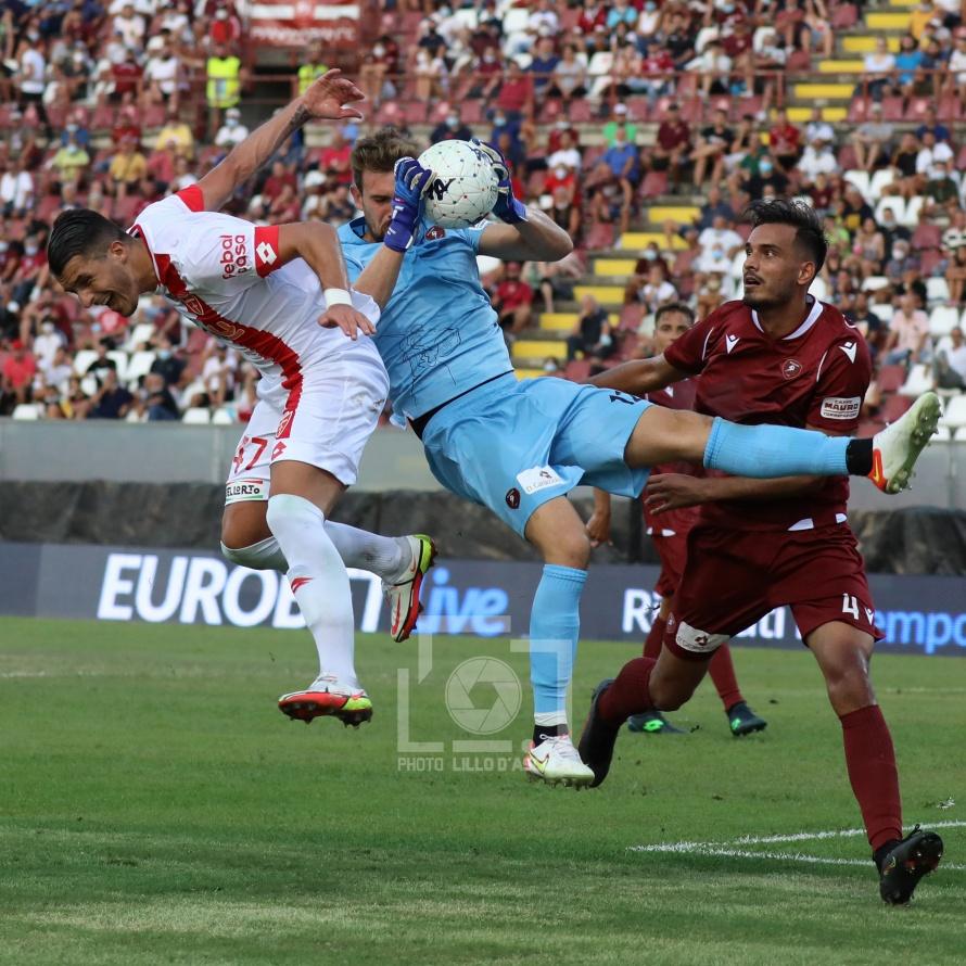 Fotogallery - Reggina vs Monza 0-0 2021/22 (22/08/21)