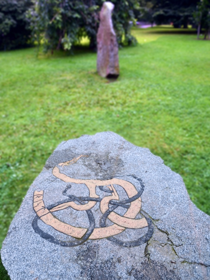 Le vie dei Vikinghi.Viking Routes.