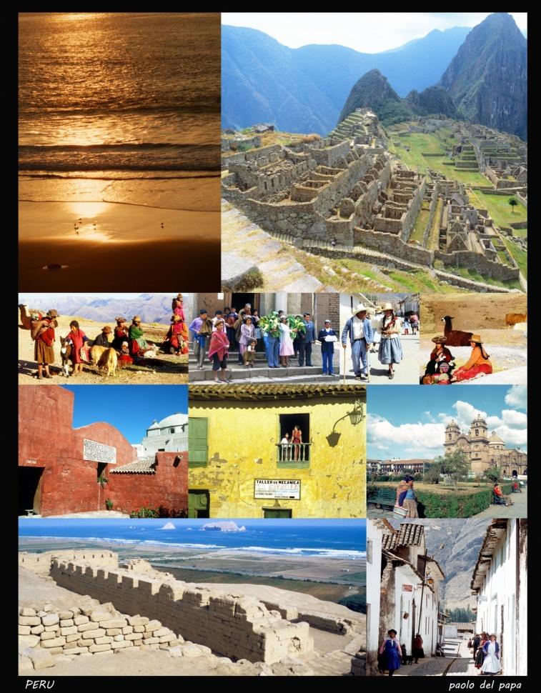 Via delle Ande