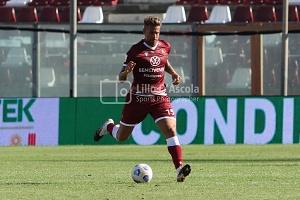 Reggina-Teramo, C.I 2020/21: la fotogallery della partita