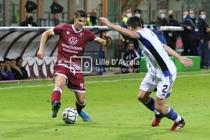 Reggina-Pisa 1-2 Serie B 2020/21: la fotogallery della partita