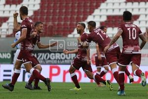 Reggina-Pescara, Serie B 2020/21: la fotogallery della partita