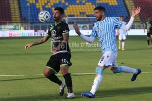 Reggina-Spal, Serie B 2020/21: la fotogallery della partita